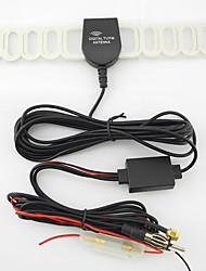 Недорогие -автомобильный телевизор цифровое DVB-T 2in1 FM / радио антенна усилитель усилитель F разъем