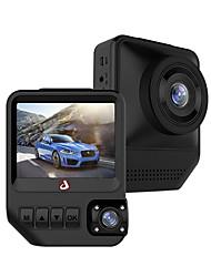 Недорогие -Junsun Q2 1080p автомобильный видеорегистратор широкоугольный 170 градусов 2,33 дюйма с двумя объективами ips видеорегистратор с ночным видением / g-сенсором / мониторингом парковки / 4