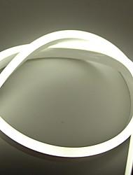 Недорогие -5 метров Гибкие светодиодные ленты 600 светодиоды Белый / Красный / Синий Творчество / Новый дизайн / ТВ-фон 110 V 1 комплект