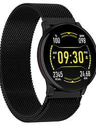 Недорогие -W9 Smart Watch BT Поддержка фитнес-трекер уведомлять / монитор сердечного ритма Спорт SmartWatch совместимые телефоны Iphone / Samsung / Android
