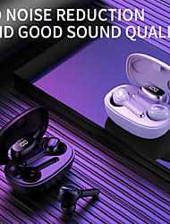 Недорогие -LITBest T9S TWS True Беспроводные наушники Беспроводное EARBUD Bluetooth 5.0 С подавлением шума