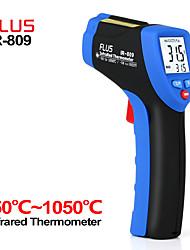 billige -ir-809 digitale infrarøde termometre uten kontakt ir termometer håndholdt bærbart elektronisk utetermometer