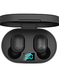 Недорогие -Беспроводные наушники litbest lxe6s со светодиодным дисплеем Bluetooth-наушники v5.0 беспроводные наушники шумоподавление невидимая гарнитура мини-наушники