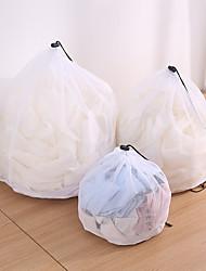 Недорогие -2шт стиральная сумка для белья уход за одеждой складной защиты сетчатый фильтр нижнее белье бюстгальтер носки нижнее белье стиральная машина одежда