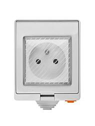 billige -sonoff s55 tpf-de wi-fi vanntett smart socket-fransk plugg