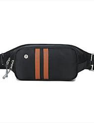 Недорогие -15 L Поясные сумки Многофункциональный Дышащий Дожденепроницаемый Защита от пыли На открытом воздухе Отдых и Туризм Восхождение Спорт в свободное время Черный / iPhone X / iPhone XS Max / iPhone XS