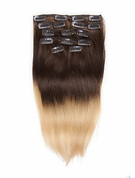 Clip-in haarextensions