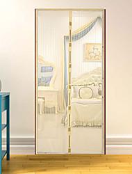 Dørpanel gardiner