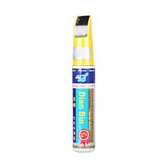 vw-audi-saf siyah için oto boya kalem otomobil çizikler tamir-touch-renkli dokunmatik