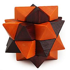 Rubikova kostka Hladký Speed Cube Alien profesionální úroveň Rychlost Magické kostky Dřevo Vánoce Nový rok Den dětí Dárek