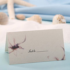 cheap Place Cards & Holders-Place Cards and Holders Place Card - Spring Flower (Set of 12)
