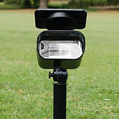0.48W Modern Plastic oplaadbare LED Solar Garden Spotlight