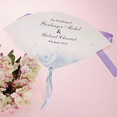 billige Vifter og Parasoller-Spesiell Leilighet Materiale Bryllupsdekorasjoner Klassisk Tema Vår, Høst, Vinter, Sommer