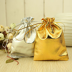 Creative Cotton Favor Holder With Favor Bags-12 Wedding Favors