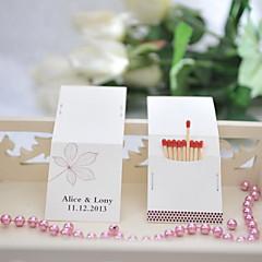 billige Bryllupsdekorasjoner-Bryllup / Fest Materiale Hardt Kortpapir Bryllupsdekorasjoner Hage Tema / Bryllup Alle årstider