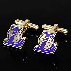 Groom Groomsman Chrome Cufflinks & Tie Clips Wedding Anniversary Birthday