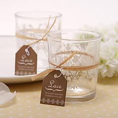 billige Stearinlys gaver-Klassisk Tema Candle Favors Piece / Set Stearinlys Holdere Ikke-personaliseret