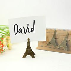 chrome place kaarthouders 3 staande stijl geschenkverpakking huwelijksreceptie