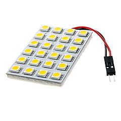 billige Interiørlamper til bil-T10 Bil Elpærer W SMD 5050 250-270lm lm Blinklys ForUniversell