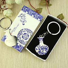 Garden Theme Keychain Favors Zinc Alloy Keychains-Piece/Set Wedding Favors