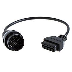 voor Mercedes Benz 38pin OBD 2 vrouwelijke adapter connectorkabel 16pin