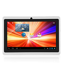7 Inch Android Tablet (Android 4.4 1024*600 Quad Core 512MB RAM 8GB ROM)