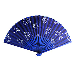 baratos Leques e Sombrinhas-Festa / Noite / Casual Material Decorações do casamento Tema Asiático / Tema Flores / Férias / Tema Clássico Primavera Verão Outono Todas