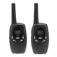 billige Walkie-talkies-5km par Twin 2-Way to tovejs Radio Walkie Talkie tovejs Radio T-628 Sett