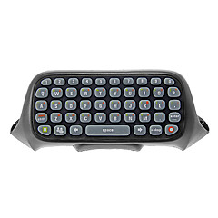 cheap Xbox 360 Accessories-Controller Messenger Keyboard for XBOX 360 (Black)
