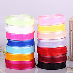 cheap Wedding Ribbons-Other Organza Wedding Ribbons Piece/Set Organza Ribbon Decorate favor holder Decorate gift box Decorate wedding scene