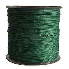 cheap Fishing Lines-500M / 550 Yards PE Braided Line / Dyneema / Superline Fishing Line 60LB 50LB 45LB 0.3,0.32,0.37 mm 147 Sea Fishing Freshwater Fishing