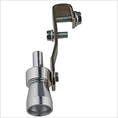 Auto Turbo Sound Whistling turbocompressor - Zilver (maat S)