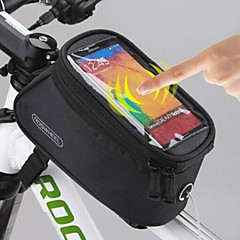 cheap Bike Bags-ROSWHEEL Cell Phone Bag / Bike Frame Bag 5.5 inch Waterproof, Touch Screen Cycling for Samsung Galaxy S6 / LG G3 / Samsung Galaxy S4