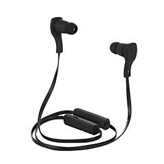 billige Bluetooth-hodetelefoner-I øret Halsbånd Trådløs Hodetelefoner Plast Sport og trening øretelefon Med volumkontroll Med mikrofon Headset