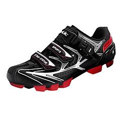 SANTIC Tênis para Mountain Bike Sapatos para Ciclismo Homens Anti-Escorregar Secagem Rápida Respirável Ao ar LivreMalha Respirável Nailom