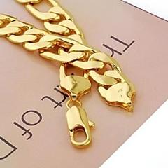 Heren Kettingen Verguld Legering Kostuum juwelen Sieraden Voor Dagelijks Sport Kerstcadeaus