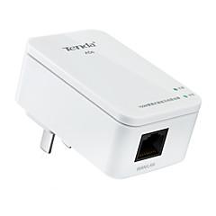tanie Ekspandery WiFi-przenośny mini podróży wykorzystywane przez ściany wzmacniacz sygnału wifi Tenda A5S