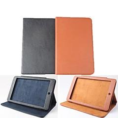 opprinnelige stand pu lær beskytte tilfelle dekke for tablet pc colorfly E708 q1 / q2