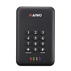 "baratos Capas para Disco Rígido-maiwo 2,5 ""USB 3.0 SATA HDD chaves de criptografia de disco rígido externo recinto k2533"