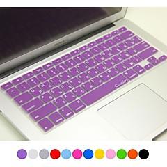 """coosbo® russische Silikontastatur-Abdeckungshaut für 13 """"/ 15"""" / 17 """"MacBook Air Pro / Netzhaut (verschiedene Farben)"""