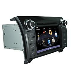 billiga DVD-spelare till bilen-Chtechi 7 tum 2 Din Windows CE 6.0 / Windows CE In-Dash DVD-spelare Inbyggd Bluetooth / GPS / iPod för Toyota Stöd / 3D-gränssnitt / Rattstyrning / Subwoofer-utgång / Spel / Pekskärm