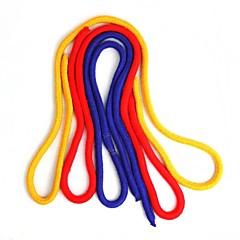 魔法の小道具 - 3色のロープチェーン