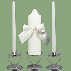 floral temă clasic lumânare favorizează-bucată / set lumanari favoruri de nunta