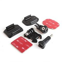baratos Câmeras Esportivas & Acessórios GoPro-Acessórios Montagem Alta qualidade Para Câmara de Acção Todos Gopro 5 Gopro 4 Gopro 3 Gopro 3+ Gopro 2 Gopro 1 Sport DV SJ6000 SJ5000