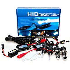 ieftine HID Xenon Kit-H4 Mașină Becuri 55W Frontală For Zid mare / BMW / Ford