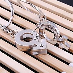 Rakastan ikuisesti häät avaimenperään avaimenperä rakastaja Ystävänpäivä (yksi pari)