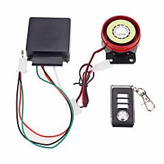 abordables -système d'alarme de sécurité antivol de moto télécommande 12v de démarrage du moteur