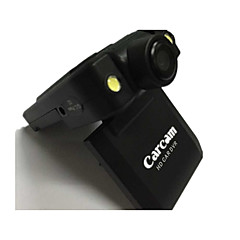 CAR DVD - 3 MP CMOS - 2048 x 1536 - Vidvinkel/720P
