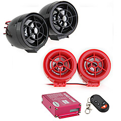 cheap Auto Parts-Motorcycle Audio Remote Sound System Support SD USB MP3 FM Radio