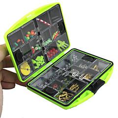 cheap Fishing Tackle Boxes-Fishing Tackle Boxes Lure Box Waterproof Plastic Metal 11.5 2.5